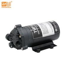 Coronwater 100 gpd kendinden emişli RO hidrofor pompası ters osmoz sistemi için en iyi, depolama tankı SP2600