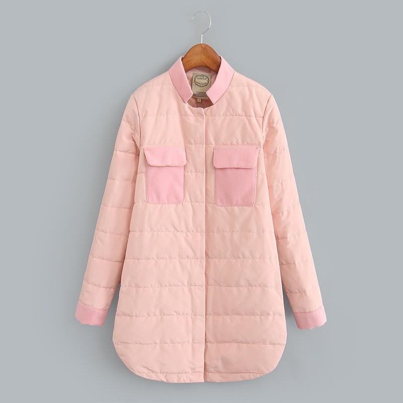 duck down jacket women long coat (5)