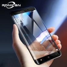 RONICAN Tempered Glass For Xiaomi Redmi Note 6 Pro 4X 4A 5A 5 Plus Screen Protector For Redmi 6A 6 Note 5A 5 Pro Full Cover Film защитное стекло тор seller 5d для xiaomi redmi 4x 5a 6a 5 plus 6 pro s17 прозрачный