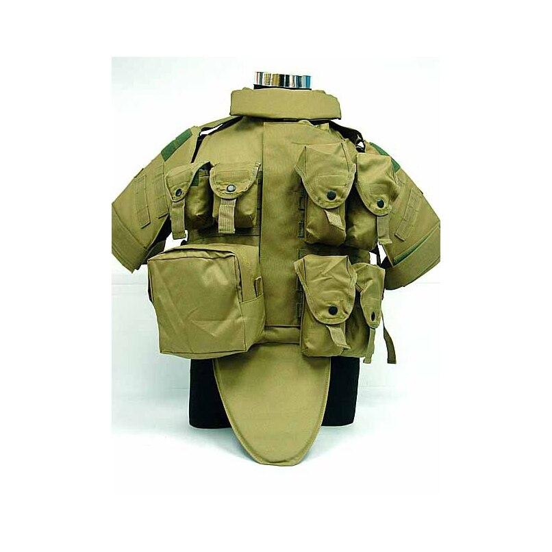 ФОТО Interceptor OTV Bulletproof Vest CS Multifunction Vest Tactical Combat Camouflage Super Protective Vest Combat Tactical Vest