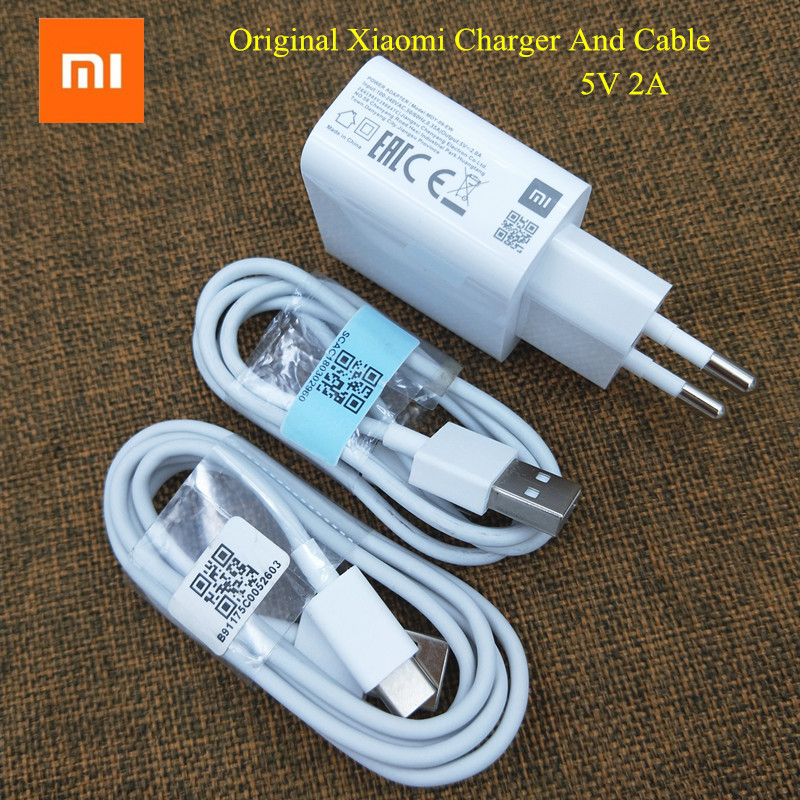 Xiaomi Wall-Adapter Cable Usb-Charger K20 Note-7 Redmi Micro-Usb-Cable/type-C 5v 2a