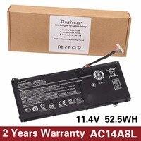 4605mAh Genuine AC14A8L Battery For Acer Aspire VN7 571 VN7 571G VN7 591 VN7 591G VN7