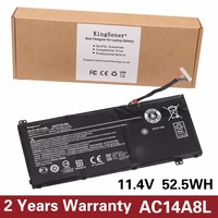4605mAh Genuine AC14A8L Battery For Acer Aspire VN7 571 VN7 571G VN7 591 VN7 591G VN7