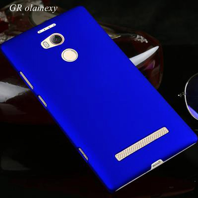 GR olamexy 7Colors for Qmobile Noir E8 Ms