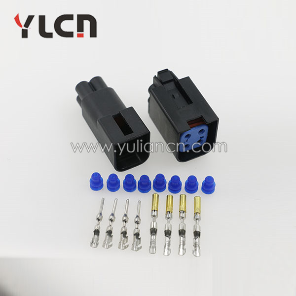 US $1 78 |4 Pin 1 5 Series Male Female Auto Waterproof Ford Connector-in  Connectors from Lights & Lighting on Aliexpress com | Alibaba Group
