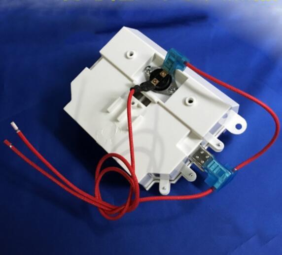 Встроенные дезинфицирующие детали шкафа PTC нагревательный элемент провода с
