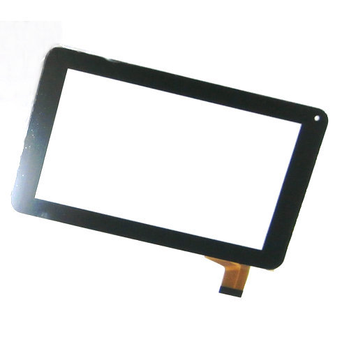 Free Film + New Digitizer Touch Screen Panel Glass Sensor 186*111mm For LARK FreeMe X2 7 Inch Tablet PC Free Shipping new 7 inch tablet touch screen panel digitizer glass sensor for tyf1039v8 free shipping