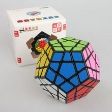 Shengshou Cube Megaminx cube Magic Dodecahedron Blocks Puzzle Magic Cubes Learning&educational Cubo Magic Toys For Children