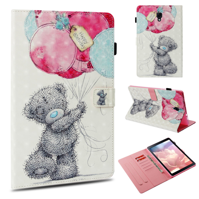Case For Samsung Galaxy Tab A A2 2018 10.5 SM-T590 T595 T597 Tablet Leather Cover Stand Holder For Samsung Galaxy Tab A2 10.5