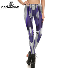 3D Printed Womens Bionic Armour Plate Leggings
