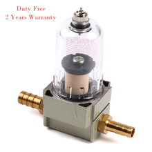 2018 Oil Tank Catch in Oil and Gas Separator Filter Out Impurities Oil and Gas Separator Universal  For Cars Motorcycles