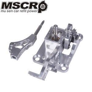 Image 4 - Billet Shifter Box for RSX Integra DC2 Civic EM2 ES EF EG EK w/ K20 K24 Swap without shift knob