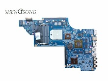 640452-001 Free Shipping FOR HP DV6 DV6-6000 series Laptop Motherboard PCB:HPMH-41-AB6300-D00G Mainboard SOCKET S1 100% tested
