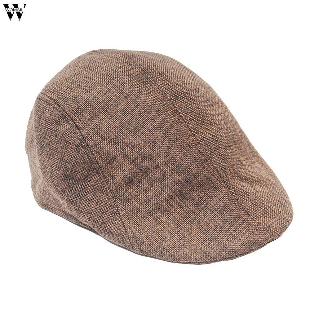 f86b94c25a4 Detail Feedback Questions about Fashion Herringbone Tweed Gatsby Newsboy  Cap Men W Wool Ivy Hat Golf Driving Flat Cabbie Flat Unisex Hat Nov27 on ...