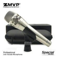 Grau UMA Edição Especial KSM8N Profissional Vocais Ao Vivo KSM8 Wired Microfone Dinâmico Handheld Mic Para Karaoke Gravação em Estúdio