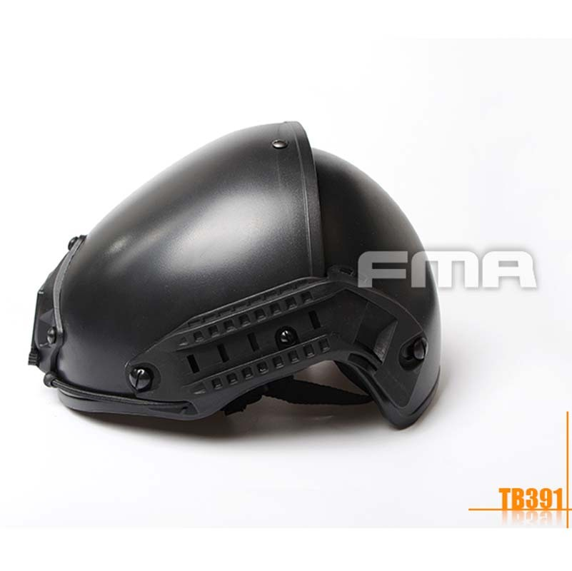 FMA CP Helmet Outdoor Sports Protective Climbing Helmet Tactical Helmet BK (M/L)TB391 new maritime tactical fma helmet abs fg for fma paintball free shipping