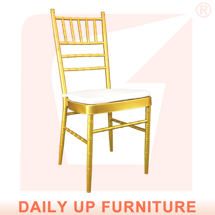 Upholstered Restaurant Chiavari Chair Banquet Chair With