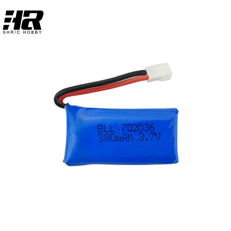 3.7V 500mAh 25C H31 Lipo Battery Helicopter For Hubsan X4 H107 H107L H107C H107D V252 JXD385 6IQH Helicopters 20pcs lot 55mm long propeller for hubsan x4 h107 h107c h107d quadcopter 10pair
