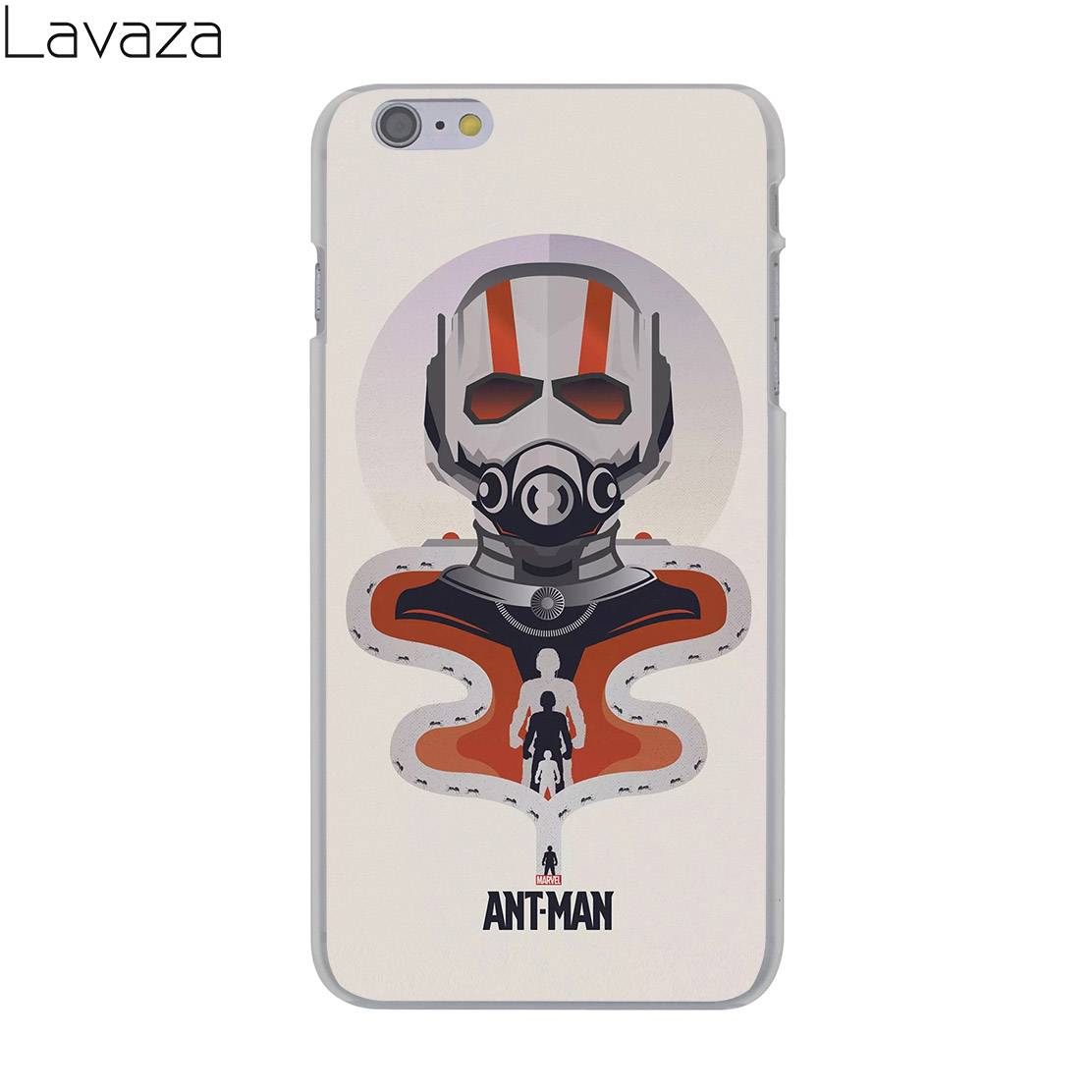 Lavaza ant man marvel ant man superhero hard cover case for apple lavaza ant man marvel ant man superhero hard cover case for apple iphone 8 7 6 6s plus 5 5s se 5c 4 4s x 10 coque shell in half wrapped case from cellphones biocorpaavc