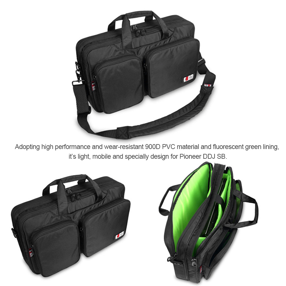 BUBM Controller Storage  Bag Digital Bag Portable for Pioneer DDJ SB Controller Computer Digital Devices Accessories Headphone-in Camera/Video Bags from Consumer Electronics    3