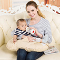 Baby Infant Breastfeeding Feeding Pillow Mummy Nursing Pillow Cotton Comfortable Adjustable
