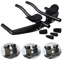 Ievele TT Handlebar Bike Parts Bicycle Cycling Bicycle Accessories New Full Carbon Road Handlebar Rest Bar