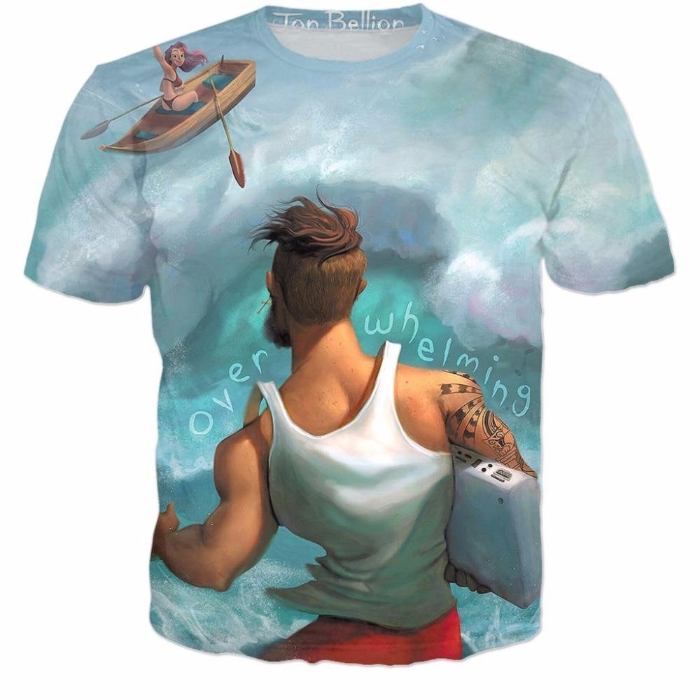 Jon Bellion T-Shirt Women Men Casual T Shirt All Time New York Soul tops The Good In Me Tees iRobot Summer t shirt S-6XL R2087