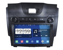S160 Android Car Audio FOR ISUZU D-MAX 2012-2015 car dvd gps player navigation head unit device BT WIFI 3G