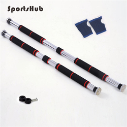 SPORTSHUB Bearing 100KGS Door Home Gym Bar Exercise Workout Chin Up Pull Up Horizontal Bars Sport Fitness Equipment O2K0003