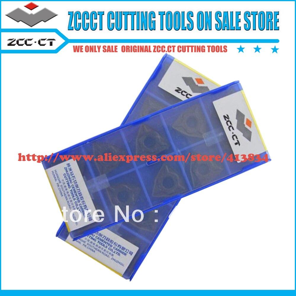 10pcs WNMNG080408 DM YBC252 WNMG080408 WNMG08 WNMG 080408 DM ZCC turning tool external internal cutting tools
