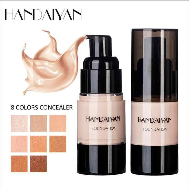 Makeup Wajah Dasar Primer Cream Concealer Cair Foundation Make Up Tahan Air Tahan Lama Kosmetik Make Up Foundation