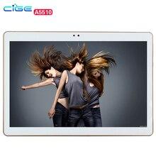 Call-сенсорный смартфон Android 5.1 Tablet PC 3 г 4 г LTE 10.1 дюймов Оперативная память 4 ГБ Встроенная память 64 ГБ планшетных ПК планшетный компьютер таблетки cige A5510