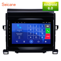 Seicane Android 7.1/8.1 Quad core Car Radio Unit Player GPS Navi for 2008 2014 Toyota ALPHARD/Vellfire With 8 inch HD 1024*600