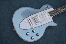 Freies Verschiffen Neue guitarra2013. lesen musik metallic blue guitarra/gitarre China