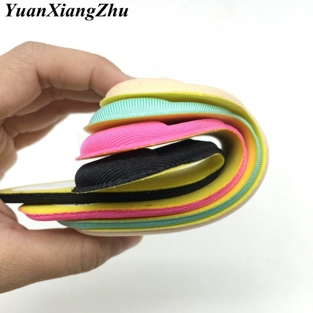 1Pair T-Shape High Heel Grips Liner Arch Support Orthotic Shoes Insert Insoles Foot Heel Protector Cushion Pads 5