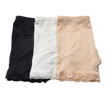Safety Women Shorts  New Summer Female shorts Workout Waistband Trousers For