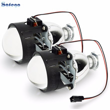 5pair 2.5 Inches WST Bi Xenon Projector Lens led projector light Using H1 xenon lamp bi headlight