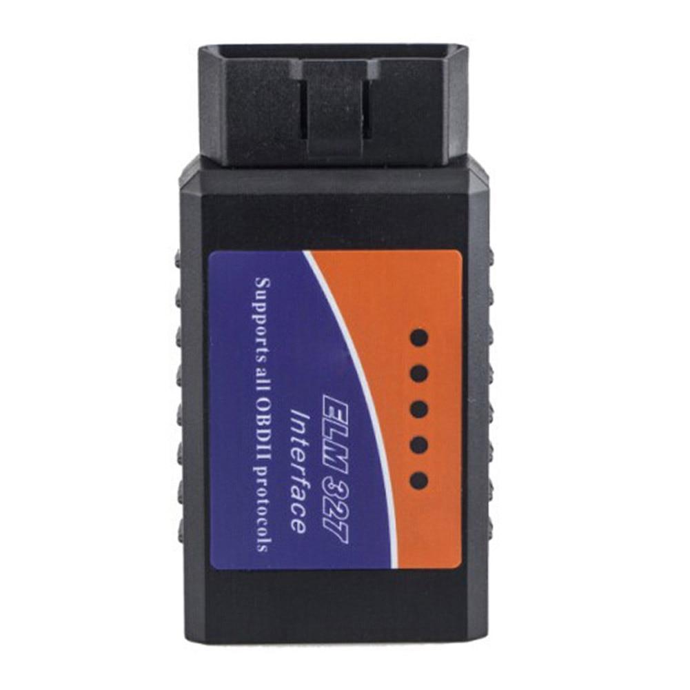 Prix pour 1 Pcs V1.5 ELM327 Bluetooth/ELM 327 Wifi/ELM327 USB Supports en option OBD II Protocoles OBDII OBD2 Diagnostic Scanner Outils