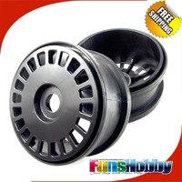 MCD Rally x4 Felge Schwarz 140mm/150mm Reifen/Reifen für 1/5 RC Modell Auto COD.010204P0