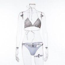 Luxury Bling Rhinestone Bikini