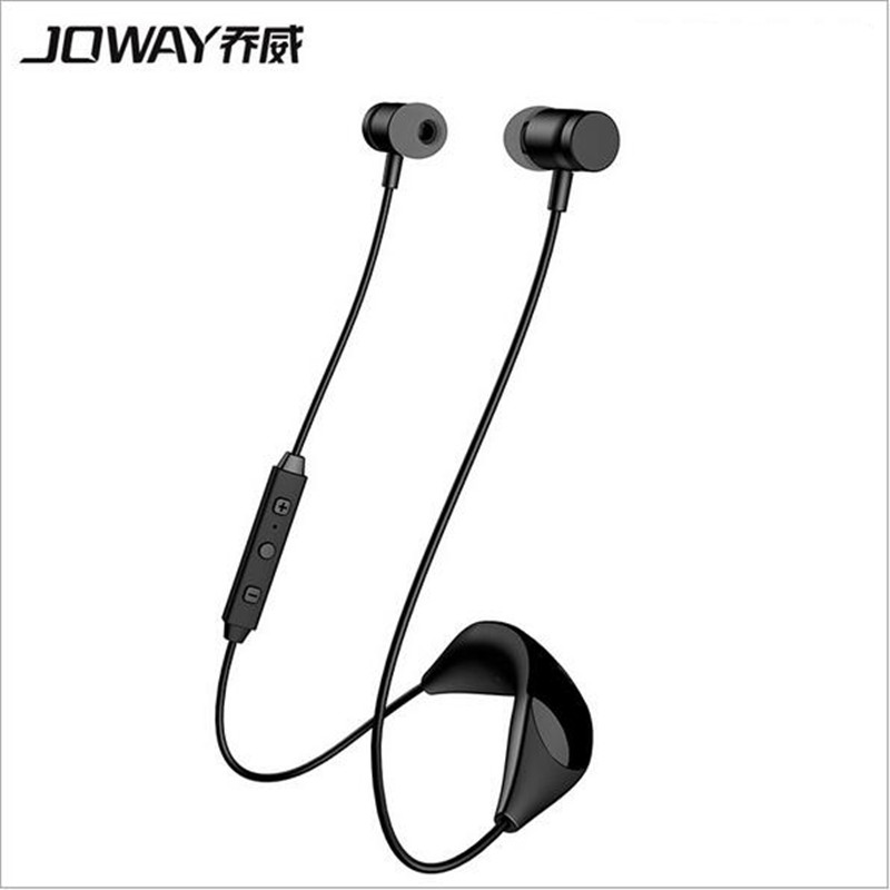 Joway H09 Bluetooth Headphones Sweatproof Wireless Sports Earphones Binaural Stereo Music Headset with Mic for iPhone X 8 7 Plus joway wireless bluetooth headphones handsfree headset sweatproof earbud earphone with microphone for xiaomi huawei iphone
