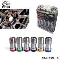 CNC 20PCS AUTHENTIC EPMAN ACORN RIM Racing Sports Car Lug Wheel Nuts Screw M12 X 1