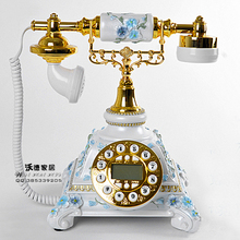 The new antique  telephone fashion European garden wedding gifts home phone