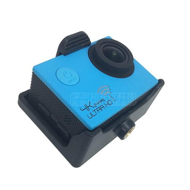 SJCAM Clip Trường Hợp Bộ Xương Bảo Vệ khung đối với SJCAM SJ4000 SJ6000 SJ7000 SJ9000 Action Máy Ảnh Shell cho sport phụ kiện máy ảnh