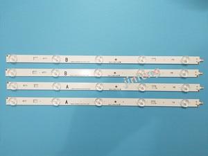 """Image 2 - 10 pièces x LED Bande De Rétro Éclairage pour Sony 40 """"TV KDL 40RM10B 2013SONY40A/B 3228 05 KDL 40W600B/40R480B/40R450B/40R483B/40R453B"""