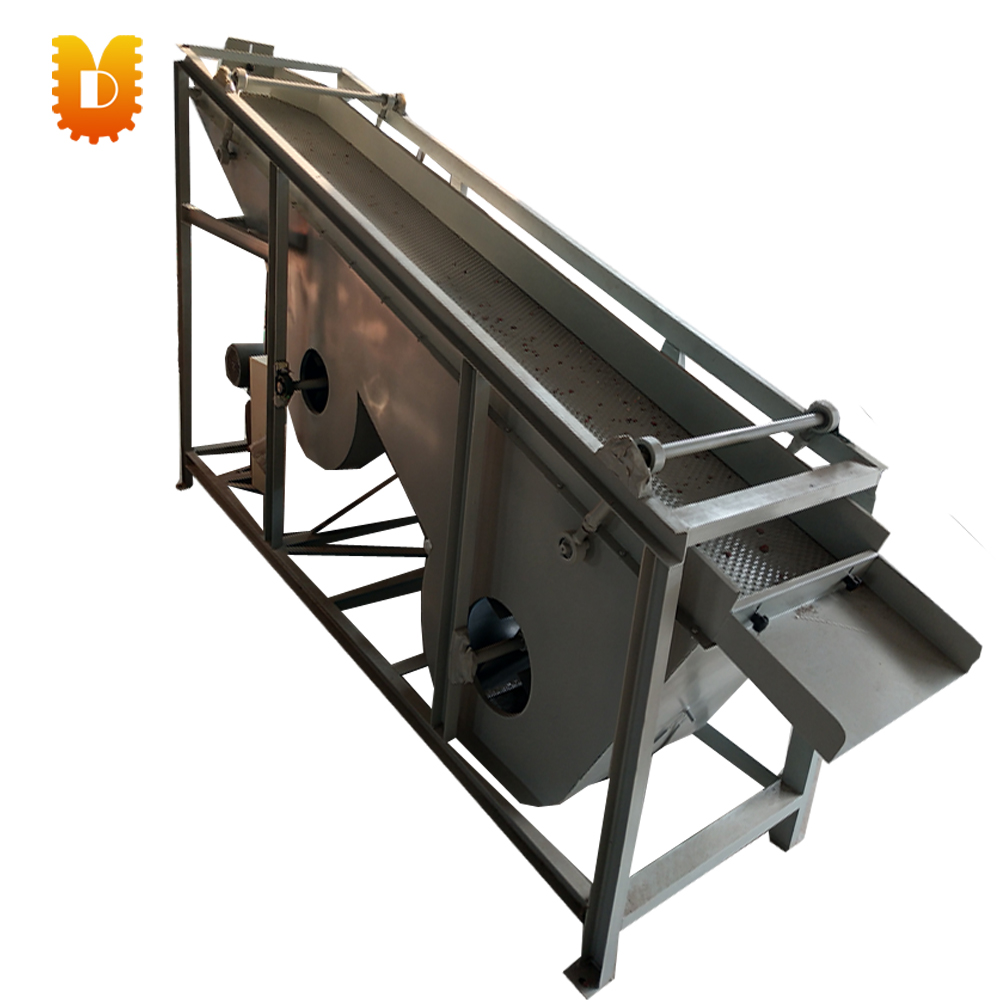 Double-fan Palm Separator Machine/Nut Separating Machine /Automatic Palm Kernel And Shell Separator