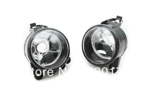 Reflector Front Fog Light Assembly For VW Volkswagen Golf MK5 fog light front fog lightlight golf - title=