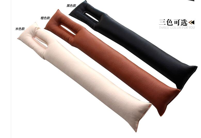 Car seat edge groove leather stopper accessories for AUDI a1 a3 a4L a4 a5 a6 b8 c5 c6 b7 a6L a7 a8L S5 S a8 S8 Q3 Q5 Q7 SQ5