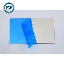 עבור DIY מקרן הראשונה משטח מראה רפלקטור מראה שטוח מראה 270x150x3mm 12.1 11.6 10.1