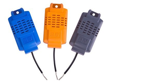 Free Shipping      LM-310 Does Not Show The Network Type Import Temperature And Humidity Sensor Acquisition Module